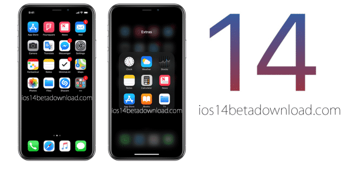 iOS 14 Beta 5 Download