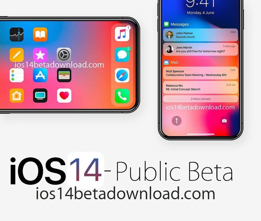 Public Beta Ios 14