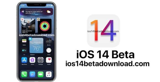 iOS 14 Beta 1