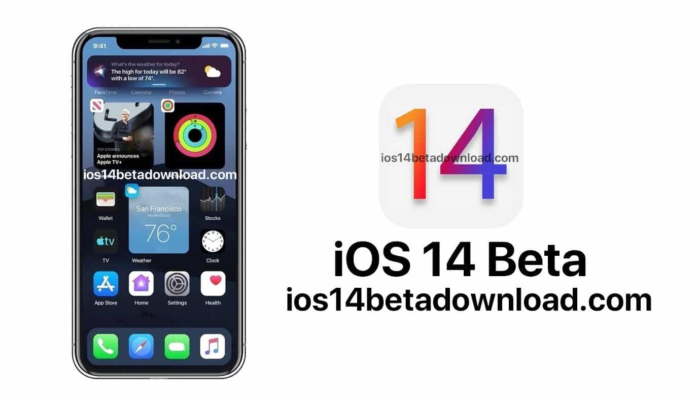 iOS 14 Beta 1 Release Date and How to install - iOS 14 Beta Download