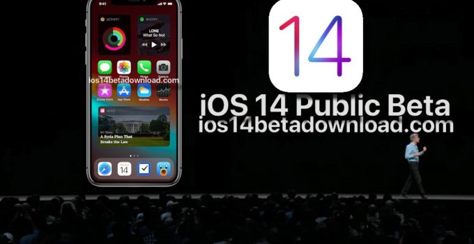 iOS 14 Public Beta 3 Download