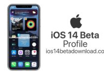 ios 14 beta profile